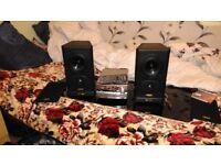 Amp-reciver+Speakers