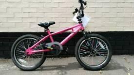 Pink 20'' BMX Bike