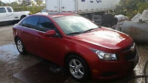 2011 Chevrolet Cruze LT2 Turbo, Auto AC P/Roof
