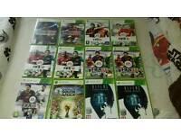 Xbox 360 job lot / bundle