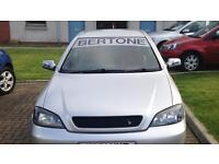 Astra Bertone for parts.