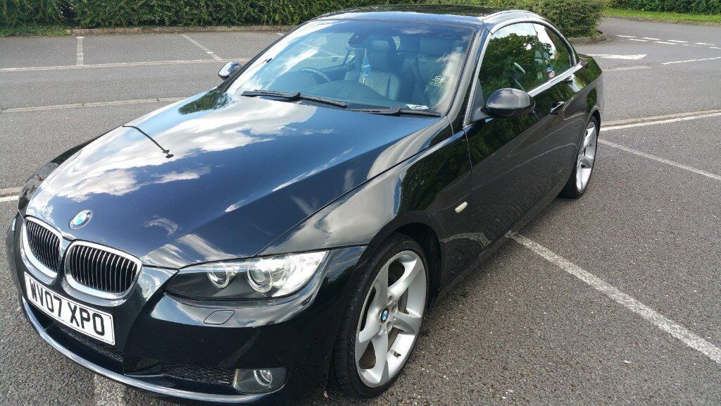 BMW 3 Series 3.0 325i SE 2dr - SAT NAV CONVERTIBLE HARD TOP LEATHER ELECTRIC 19inch