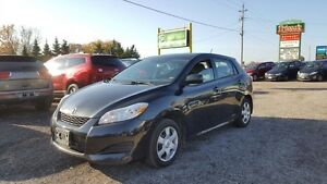 2010 Toyota Matrix FWD