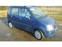 Vauxhall agila 2004 *full years mot* only done 71k (not corsa zafira meriva astra focus clio)