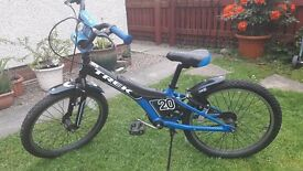 "TREK Jet 20 kids bike, 20"" wheel"