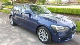 BMW 1 SERIES 2.0 116d Sport 5dr