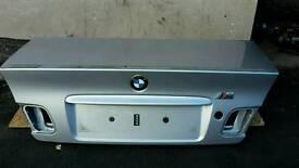 Bmw e46 coupe boot lid with toolkit