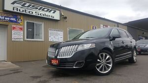 2011 Lincoln MKT NAVIGATION-PAN ROOF-AWD-LEATHER-BACK UP CAMERA