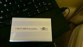 USB Hard drive 3.0 compatible