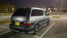 Toyota Estima 2.4 Petrol Supercharger '97 P Reg