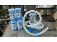 Intex Krystal Clear Swimming Pool water filter