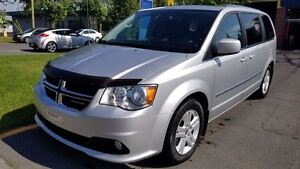 2011 Dodge Grand Caravan CREW - 7 PASSAGERS - NAVIGATION - CAMÉR