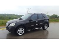 MERCEDES ML TOP SPEC £5850 ONO!!!!!!