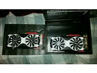 2 MSI NVIDIA GTX 980Ti ARMOR 2X Edition like new!
