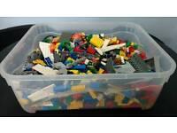 LEGO Job Lot in a Big Box 3kg