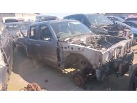 2007 FORD RANGER THUNDER D/C 4WD, 2.5 DIESEL, BREAKING FOR PARTS ONLY, POSTAGE AVAILABLE NATIONWIDE
