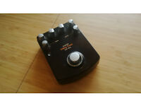 Zoom Ultra Fuzz UF-01 fuzz/distortion/overdrive/boost/noise pedal (rare!)