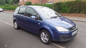 Ford C-MAX Zetec 2.0l TDCI 6 Speed 136bhp Full MOT
