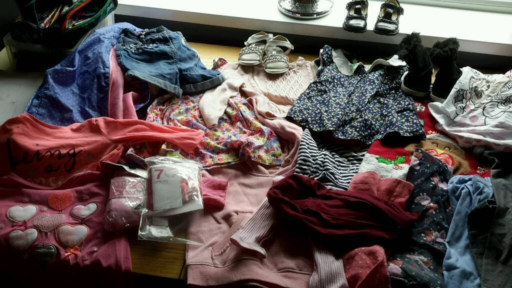 Joblot girls clothes new used