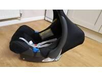 Britax baby-safe group 0+ car seat