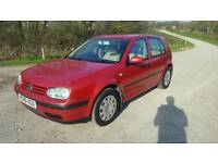 2000 vw golf 1.9 tdi new mot immaculate condition