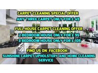 Sunshine,Carpet Cleaning,Upholstery Cleaning and Home Cleaning Service