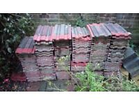 Reclaimed roof tile