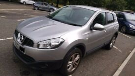 ~~## Nissan Qashqai 1.5 Acenta DCi: Silver- *V Low* mileage+ recently major-Serviced & MOT'ed ##~~