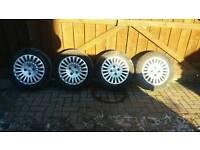 Citroen c3 alloy wheels