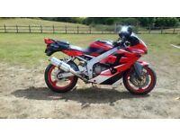 Kawasaki Z6R 600cc 2000 reg. £1500