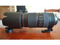 *REDUCED* Mint Nikon AF-S NIKKOR 80-400mm f/4.5-5.6G ED VR Lens