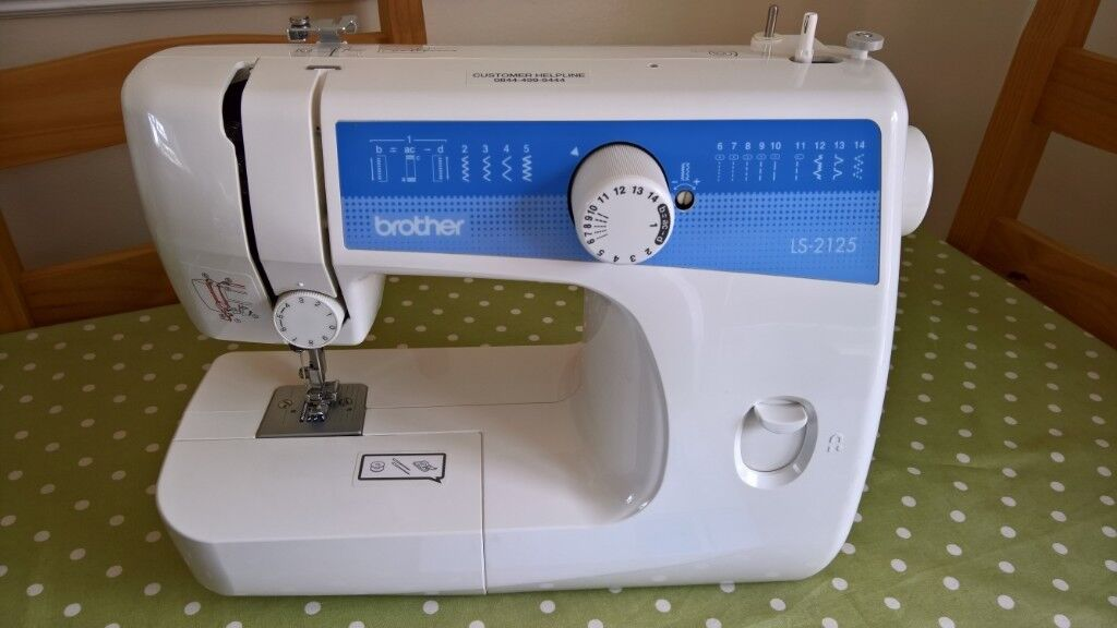 Brother Sewing Machine LS40 In Pontnewynydd Torfaen Gumtree Impressive How To Thread A Brother Ls2125 Sewing Machine