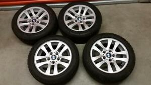 (ZH9) 4 jantes 16 pouces - 4 mags 16 inch - BMW 3 Series 5x120