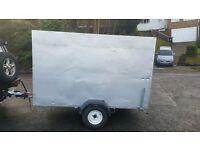 BOX TRAILER>>>VERY VERY USEFUL>>>>7.5 FT X 4.5 FT X 4.5 FT>>>>>>>COVENTRY/NUNEATON