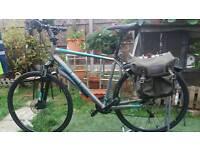 Spezialized Crosstrail ELITE hybrid bike 2015!Size Xl