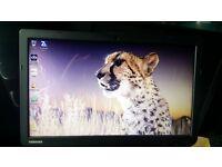 "Light weight Toshiba C50-B-18X Dual core 2.16 Ghz, 4GB Ram, 500 GB HD, 15.6"" Screen"