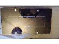 Pro plus amp spare or repair