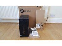 Brand New Boxed HP ProDesk 400 G3 Intel Core i5 6500 Windows 7/10 Pro PC