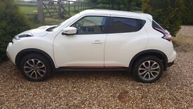 Nissan Juke for sale. brilliant condition.