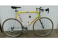 Zeus Marmolada Road Bicycle, Campagnolo Components, Columbus Tubing, Superb Condition Frame.