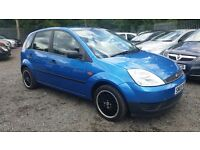 Ford Fiesta 1.25 Studio 5dr, LONG MOT, HPI CLEAR, GOOD CONDITION, EXCELLENT CAR, P/X WELCOME