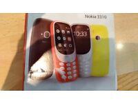Brand new Nokia 3310 (2017) model dual SIM £35