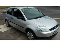 54 Plate Ford Fiesta 1242cc lx spares or repairs