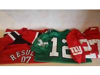 NFL/NHL imported jerseys
