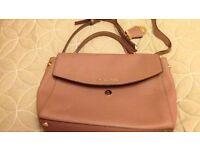 Genuine Michael Kors Pink Handbag and Purse