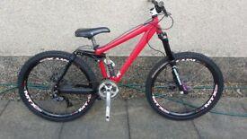 Kona Stinky Downhill Mountain Bike