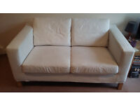 2 seater sofa by IKEA