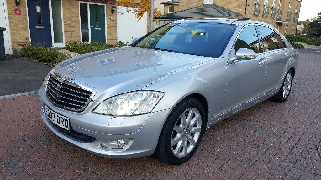 2007 Mercedes S320L Non Owners Panoramic Roof Fully Loaded