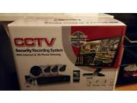 CCTV Security Recording System