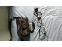 Sony Handycam DCR-SR37 Camcorder *Very Good* 60GB 60x Optical Zoom comes with carrybag and charger